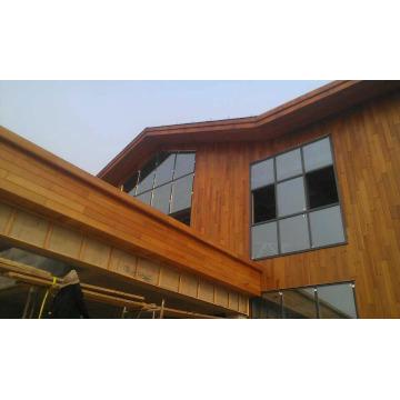 Панель природе Красного кедра для обшивки наружных стен