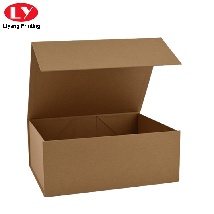 Foldable Kraft Paper Box