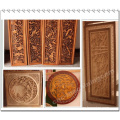 Wood Relief Sculpture and 3D Engraving Machine