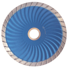 Turbo Wave Blade for Building Material