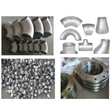 Round Extrusion Aluminum Pipe / Aluminium Pipe