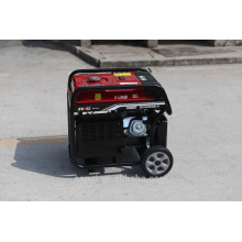 Billiger Benzingenerator 5kw Manueller Generator für Astra Korea