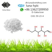 Galactose China Supply Food Grade Ernährungssüßstoff D-Galactose