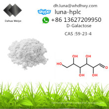 Galactose China Supply Food Grade Nutritional Sweetener D-Galactose