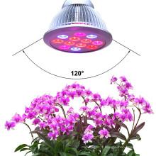 Helper Of Family Plant Light et serre 12w Par LED poussent de la lumière
