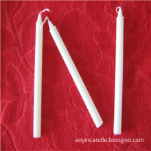 High Quality White Candle/Low Price White Wax Candle