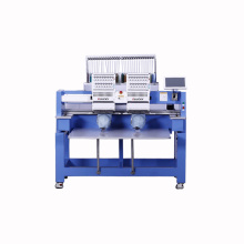 Commercial four heads bead embroidery machine