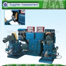 High speed aluminum buffing machines