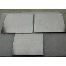 GB/T3875-83 lavado aparência 0.5 * 100 * 100 Wolfram tungstênio folha / placa de tungstênio