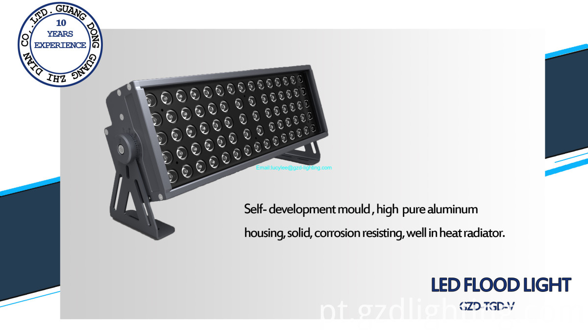 new led flood light 100W