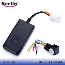 GPS Tracker para frota, controle remoto de óleo / motor / potência, verificação de status ACC (TK115)