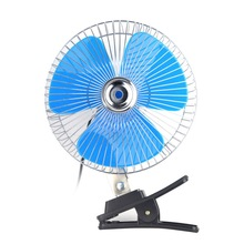 Tragbare 12 Volt Car Fan, 12V DC Car Fan