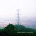 220kV Angular Steel Power Transmission Tower
