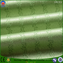 Jacquard Polyester Fabric Flame Retarded Blackout Curtain Fabric