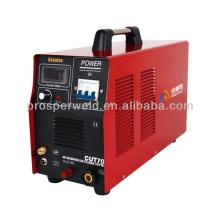 Alta qualidade e máquina de corte do plasma do plasma do inversor portátil da venda quente cut70 AMPS