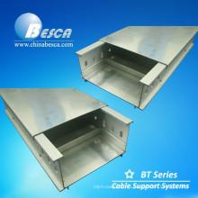Алюминиевые Кабельные каналы - BESCA
