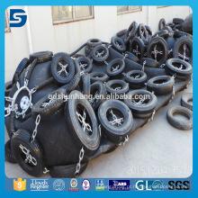Pára-choque de borracha pneumática para navios de gás dos petroleiros e navios de carga maioria
