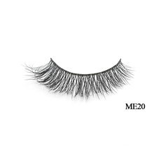 100% 3D Mink False Eyelashes Custom Logo Designs
