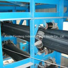 Banda transportadora estándar del tubo de DIN / ASTM / Cema / Sha / correa de goma del cordón de acero / correa transportadora