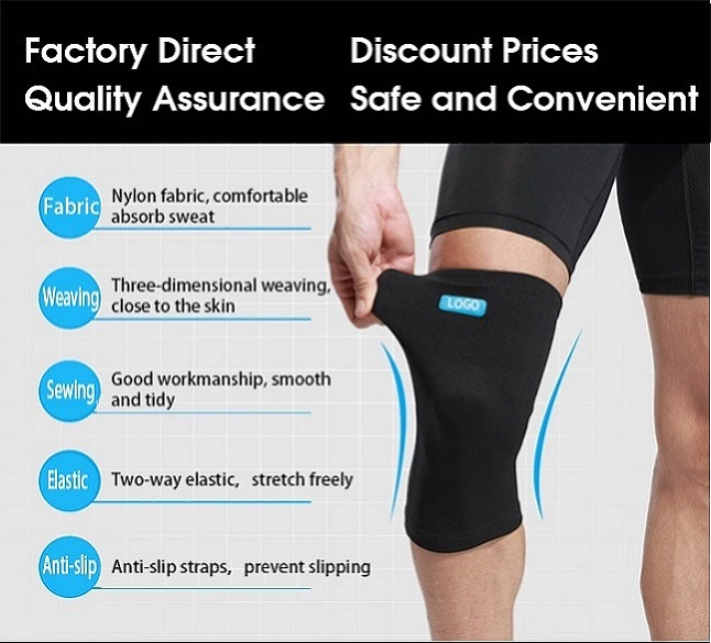 anti slip knee strap