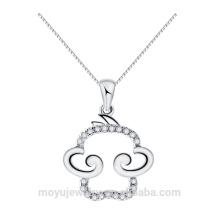 2016 nuevo collar pendiente animal chino formado colgante de la joyería de la llegada para el regalo del Año Nuevo