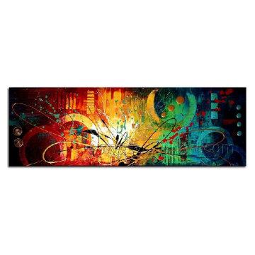 Художественная роспись декора стен (XD1-010)