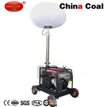 Torre de luz móvil industrial del generador diesel Mo-1200q