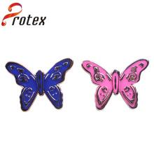 2015 mariposa al por mayor nuevo producto caliente ornamento de plástico