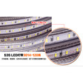 SMD3014 LED Strip luce di striscia impermeabile