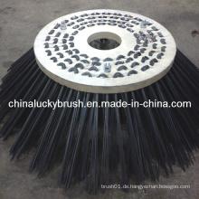 Mischung Material Holzplatte Seitliche Maschinenbürste (YY-003)