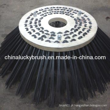 Material de mistura Placa de madeira lado escova máquinas (YY-003)