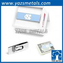Promotion Metall Papier Clip Geld Clip