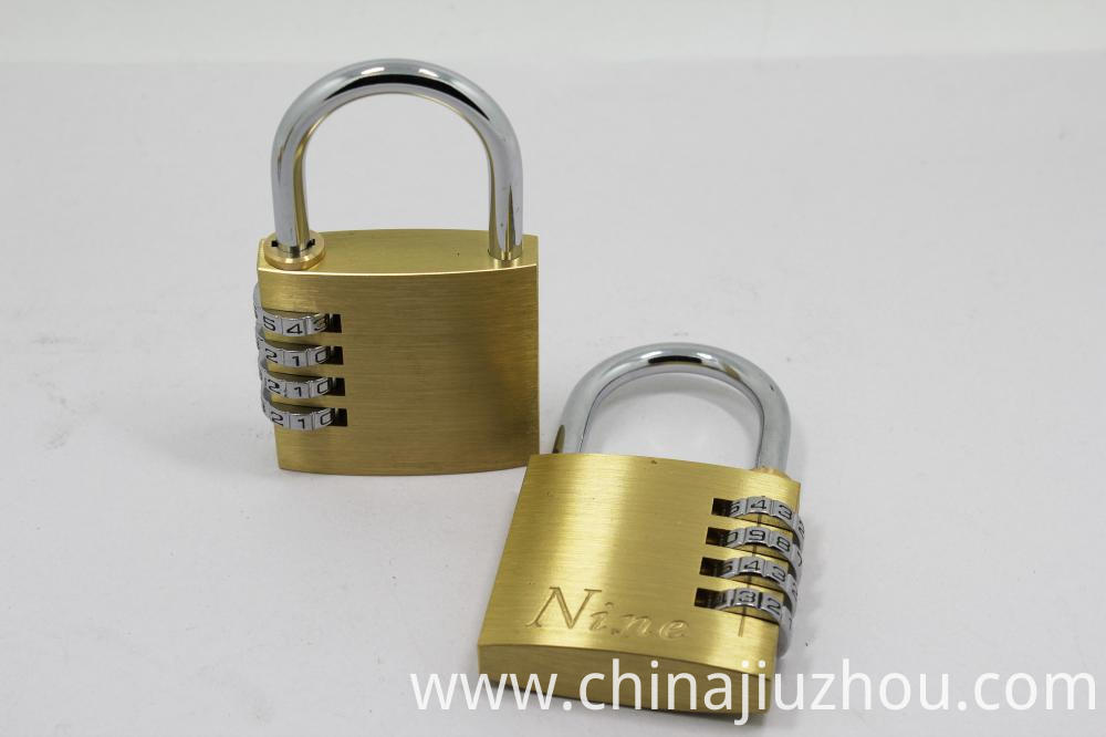 40MM Combination Lock