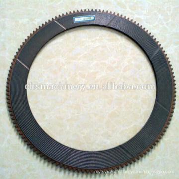 pièces de rechange de bulldozer shantui plaque dentée d'embrayage