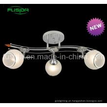 Lâmpadas de teto de vidro moderno do candelabro do teto (série X-6276)