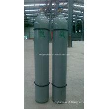 Cilindro de gás de argônio de alta pressão 40 litros