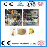 CE Approved Engineer overseas service professional fish feed pellet machine