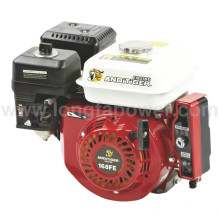 Pequeño motor de gasolina portátil Gx200 de 6.5HP con CE Soncap