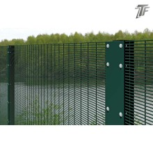 76.2 × 12.7mm Welded wire mesh fencing panel