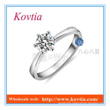 HOT SALE classical diamond engagement ring prices