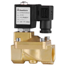 Solenoid Valve -- Magnetic Pulse Valve