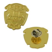 Customized Metal Alloy 3D Badge