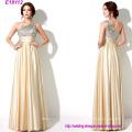 Großhandel Günstige Hochzeiten Brautjungfernkleider Langes Abendkleid Partykleid