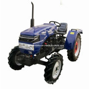 4WD Diesel Farm Tractor (Warmly Welcomed in Foreign Market) (XZS-254)