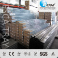 Pre-Galvanized HDG Straight Wire Mesh Cable Tray Manufacturer