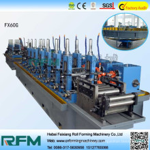 FX pipe end forming machine