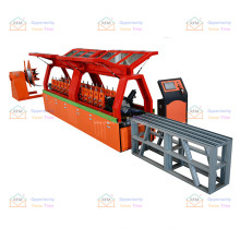 Factory direct sale metal Palisade Building Fence Panel Roll Forming Machine