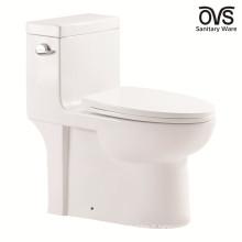 UPC Flush Valve Céramique One Piece Toilet