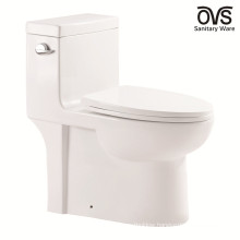 UPC Flush Valve Ceramic One Piece Toilet