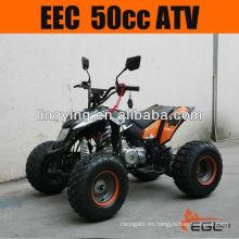 ATV cuatrimoto de 50cc EEC